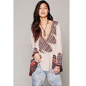 """Free People """"Into The Mystic"""" Tunic"""